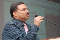 Dr. S S V Ramakumar at Transtech 10